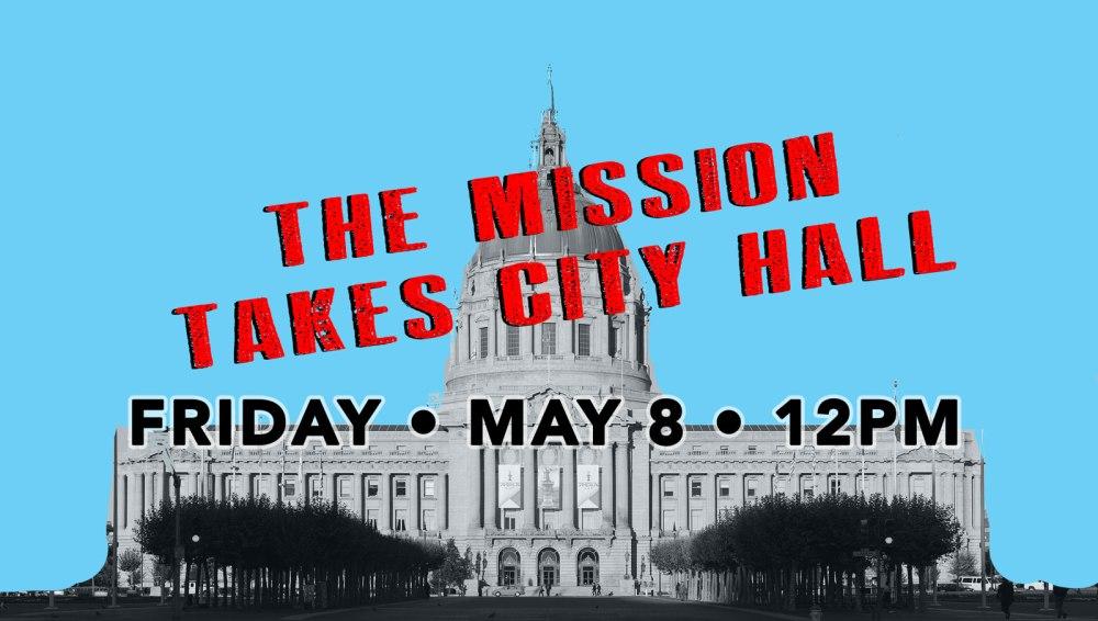 MissionTakesCityHallFacebook